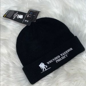 Under Armour Wounded Warrior Project Beanie NWT